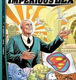 DC Comics Future State Superman Vs Imperious Lex #1 Cvr A Yanick Paquette