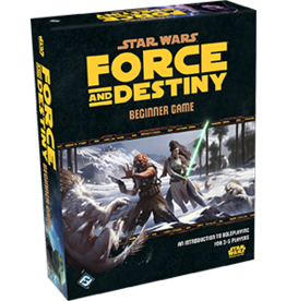 Fantasy Flight Games Star Wars: Force and Destiny Beginner Game