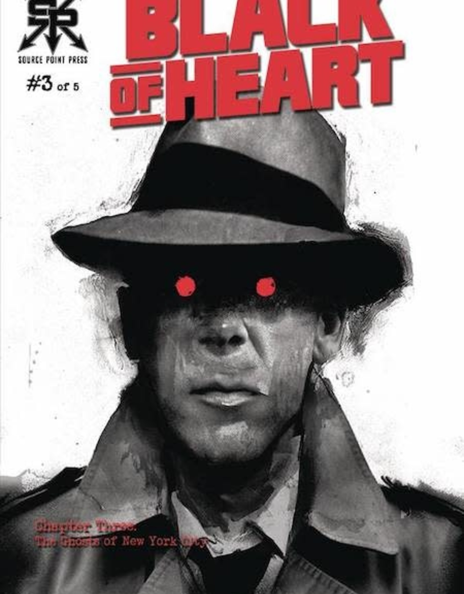 Source Point Press Black Of Heart #3