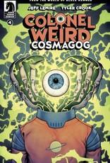 Dark Horse Comics Colonel Weird Cosmagog #4 Cvr B Ward