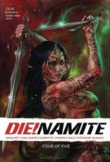 Dynamite Die!namite #4 Cvr A Parrillo