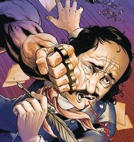 Ahoy Comics Edgar Allan Poe`s Snifter Of Blood #4