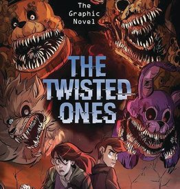 AFK Five Nights At Freddys Vol 02: The Twisted Ones TP