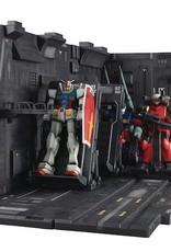 Megahouse Corporation Msg Real Model White Base Catapult Deck 1/144 Ghuc Rewnew