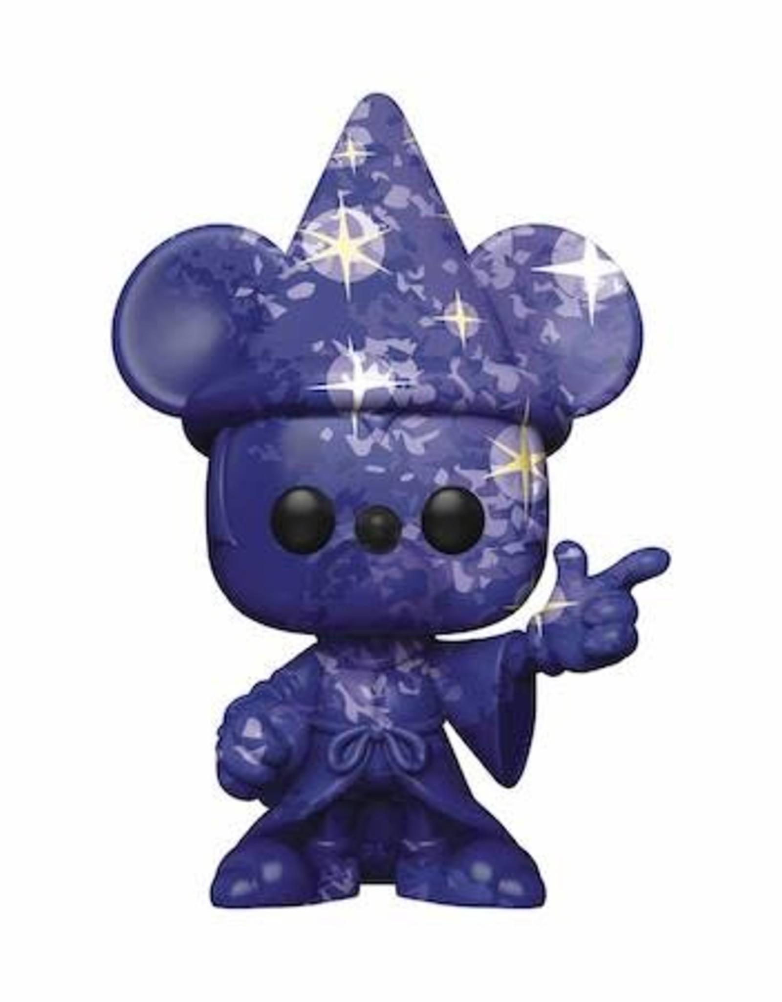 Funko Pop Art Series Disney Fantasia 80th Mickey 1 Vinyl Fig