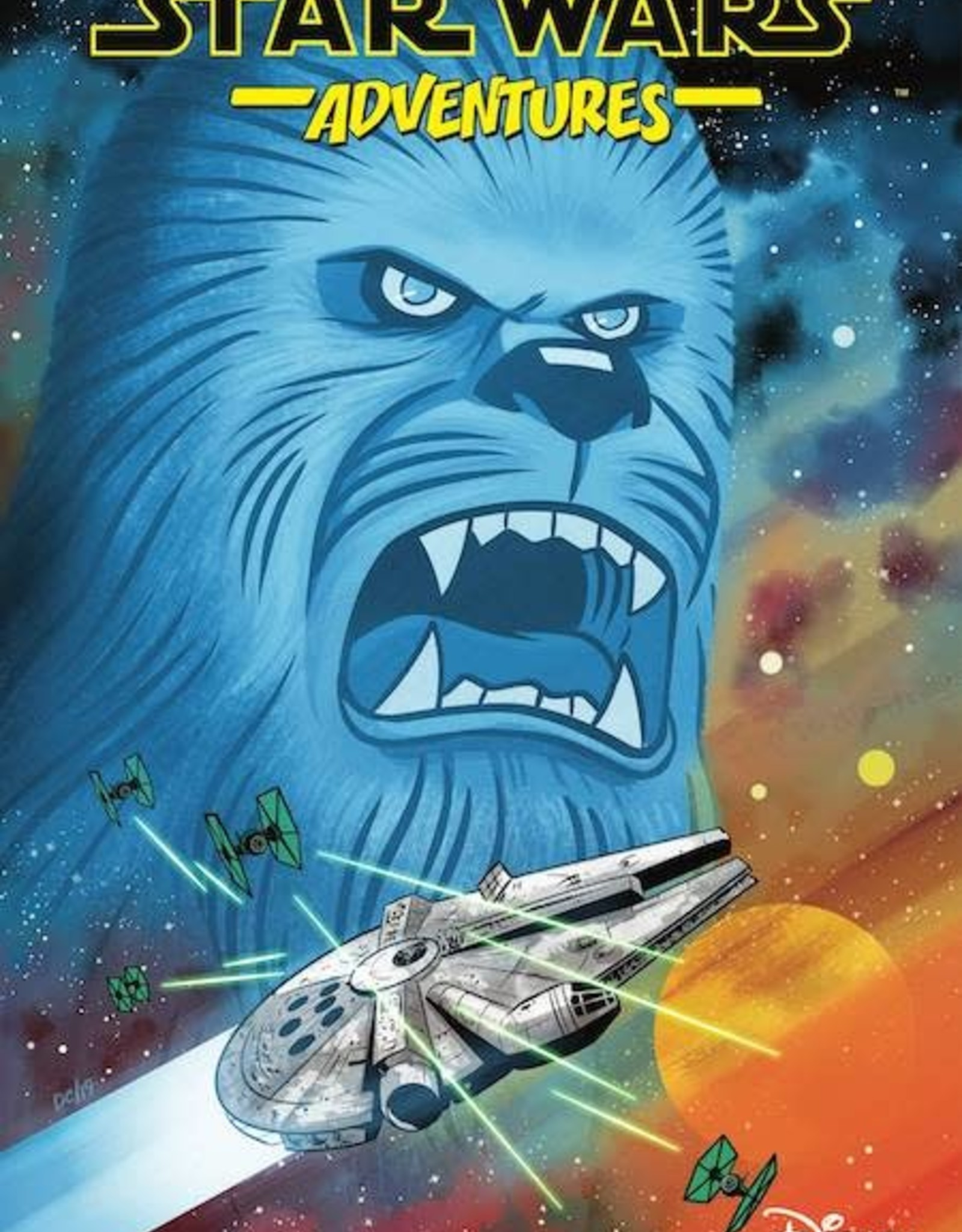 IDW Publishing Star Wars Adventures TP Vol 11 Rise Of Wookiees