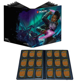 Ultra Pro Ultra Pro: Magic The Gathering Pro-Binder 9 Pocket: Kaldheim