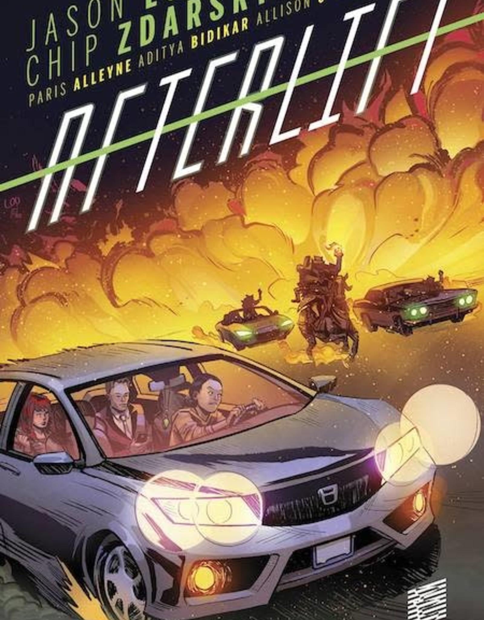 Dark Horse Comics Afterlift TP