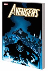Marvel Comics Avengers By Hickman Complete Collection TP Vol 03