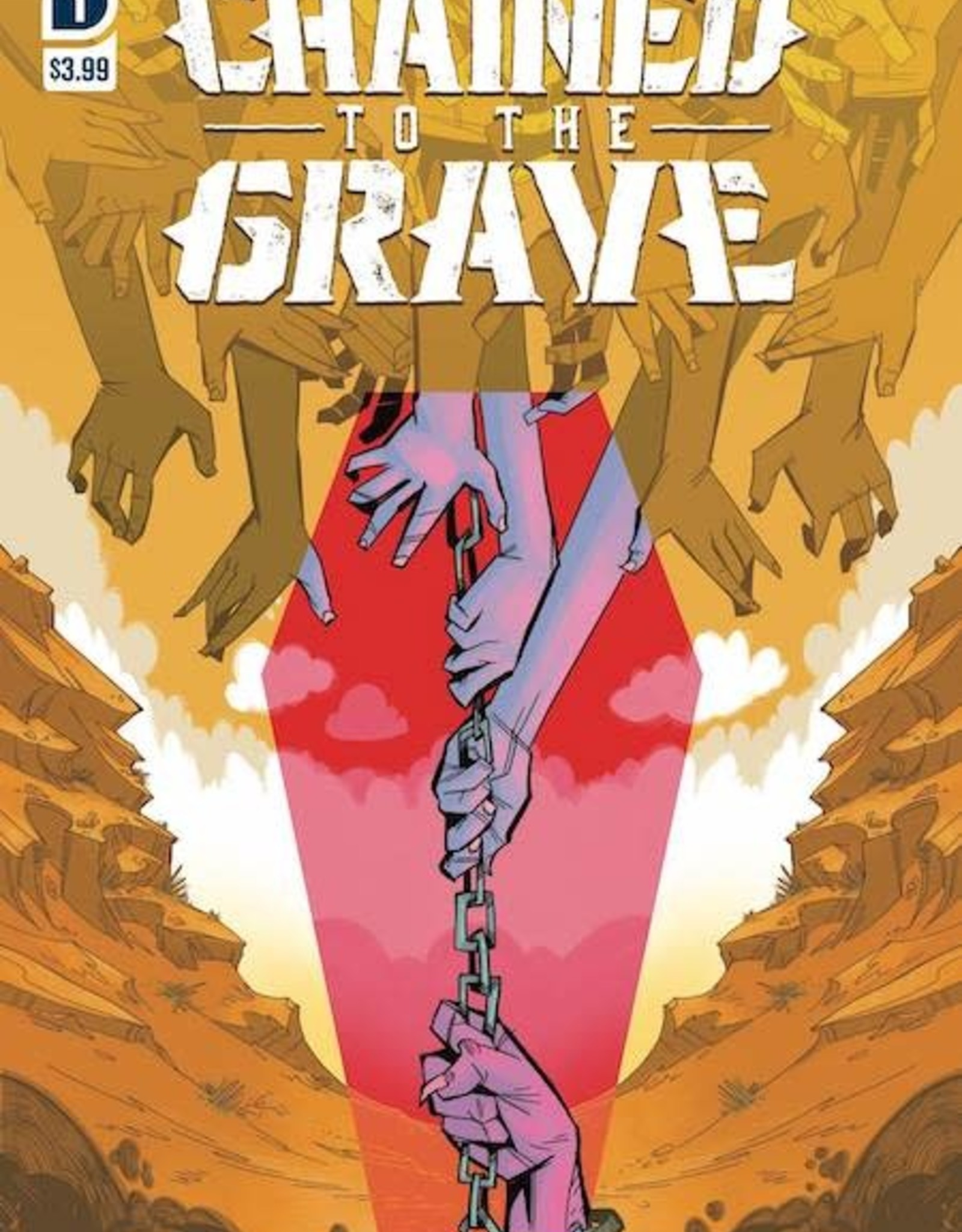 IDW Publishing Chained To The Grave #1 Cvr A Sherron