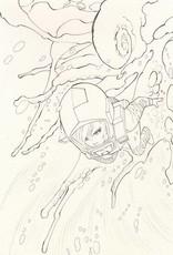 Image Comics Deep Beyond #1 Cvr E Momoko B&W