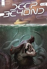 Image Comics Deep Beyond #1 Cvr F Sejic