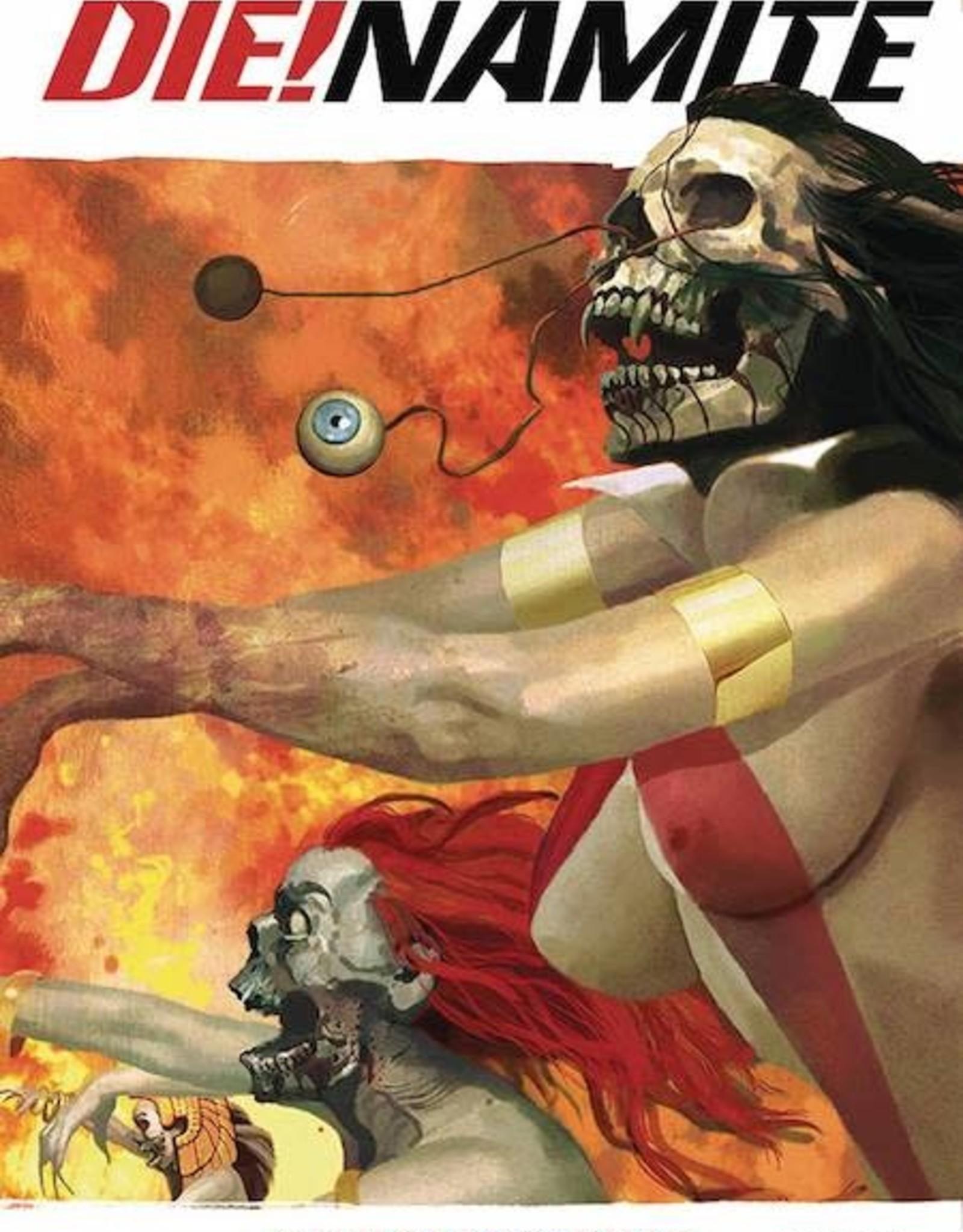 Dynamite Die!namite Bloody Valentine One Shot Cvr A Suydam