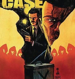 Dark Horse Comics Fear Case #1 Cvr C Francavilla