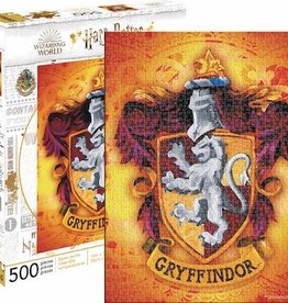 NMR Harry Potter Gryffindor 500pc Puzzle