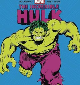 Abrams Appleseed Incredible Hulk My Mighty Marvel First Book Board Book