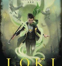Marvel Press Loki: Where Mischief Lies YA Novel