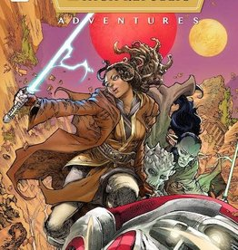 IDW Publishing Star Wars High Republic Adventures #1
