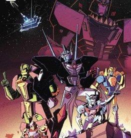 IDW Publishing Transformers Beast Wars #1 Cvr A Josh Burcham