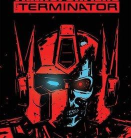 IDW Publishing Transformers vs Terminator TP
