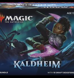 Wizards of the Coast Magic the Gathering: Kaldheim Bundle