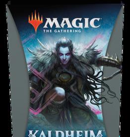 Wizards of the Coast Magic the Gathering: Kaldheim Black Theme Booster