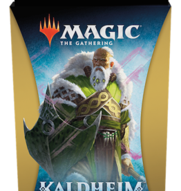 Wizards of the Coast Magic the Gathering: Kaldheim Viking Theme Booster