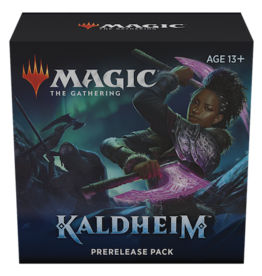 Wizards of the Coast Magic the Gathering: Kaldheim Pre-Release Pack