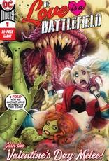 DC Comics DC Love Is A Battlefield #1 (One Shot)