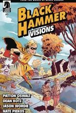 Dark Horse Comics Black Hammer Visions #1