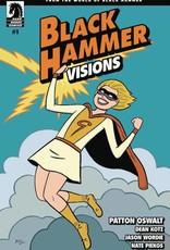 Dark Horse Comics Black Hammer Visions #1 Hernandez Stewart Var Ed