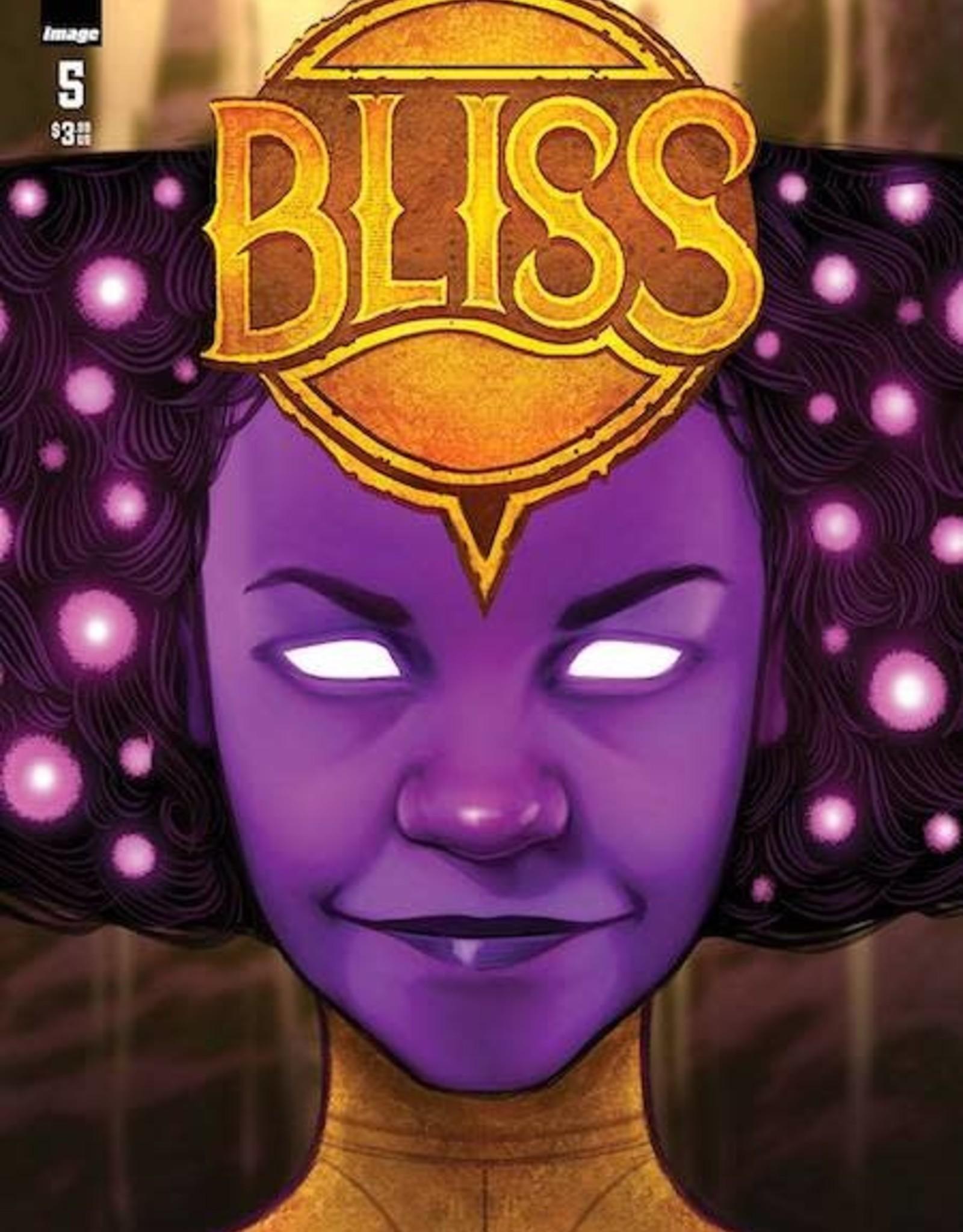 Image Comics Bliss #5