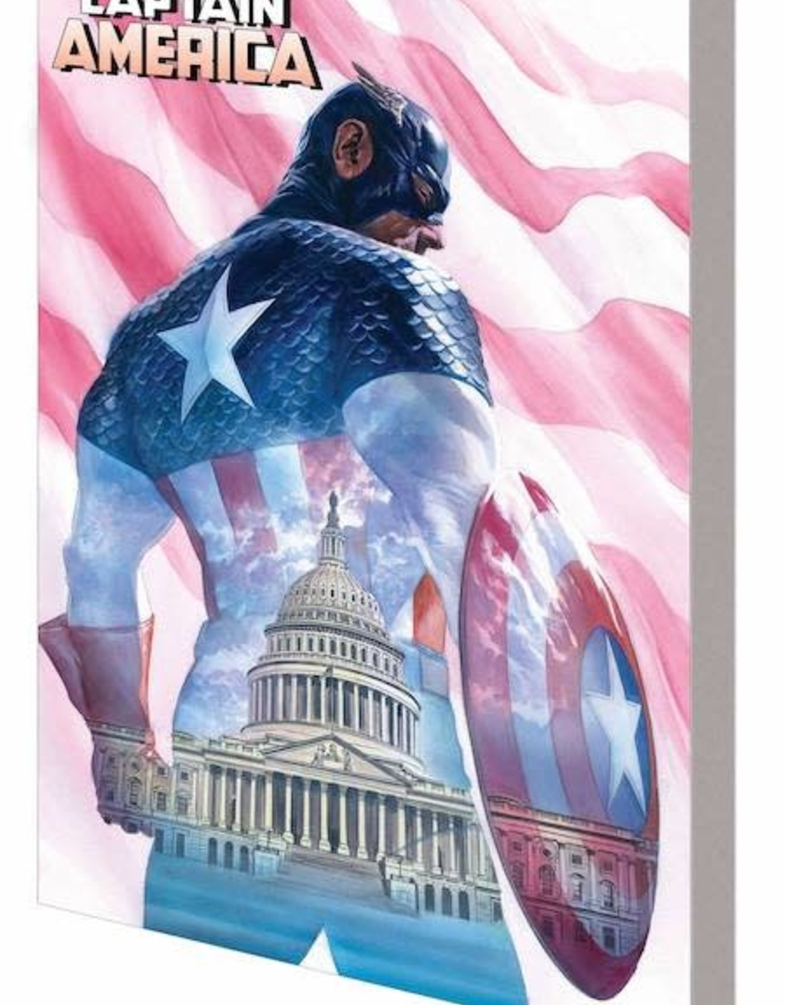 Marvel Comics Captain America By Ta-Nehisi Coates TP Vol 04 All Die Young