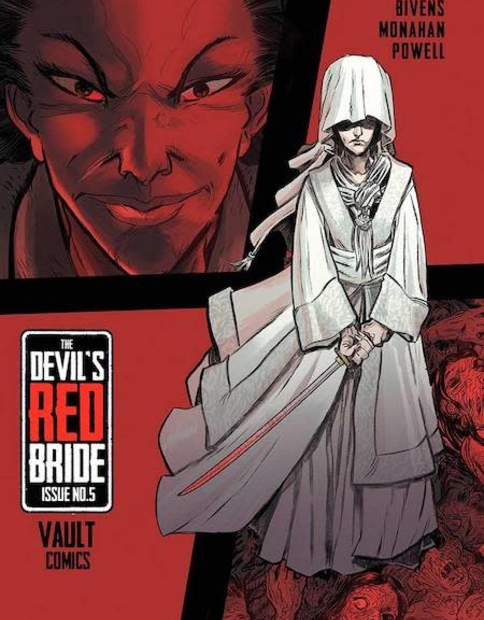 Vault Comics Devils Red Bride #5 Cvr A Bivens