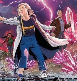 Titan Comics Doctor Who Comics #4 Cvr C Jones