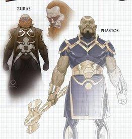 Marvel Comics Eternals #2 Ribic Design Var