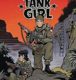 Albatross Funnybooks King Tank GIrl #3 Cvr A Parson