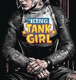 Albatross Funnybooks King Tank GIrl #3 Cvr B Wahl Cardstock