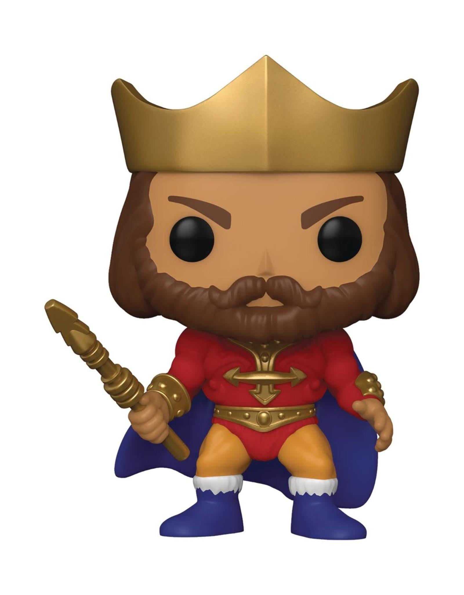 Funko POP MOTU King Randor Vin Fig
