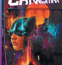 DC Comics Future State Catwoman #2 Cvr A Liam Sharp