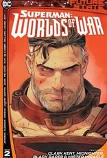 DC Comics Future State Superman Worlds Of War #2 Cvr A Mikel Janin