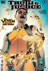 DC Comics Truth & Justice #1 Cvr A Chriscross