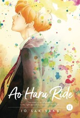 Viz Media Ao Haru Ride Vol 11