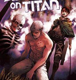 Kodansha Comics Attack on Titan Vol 28