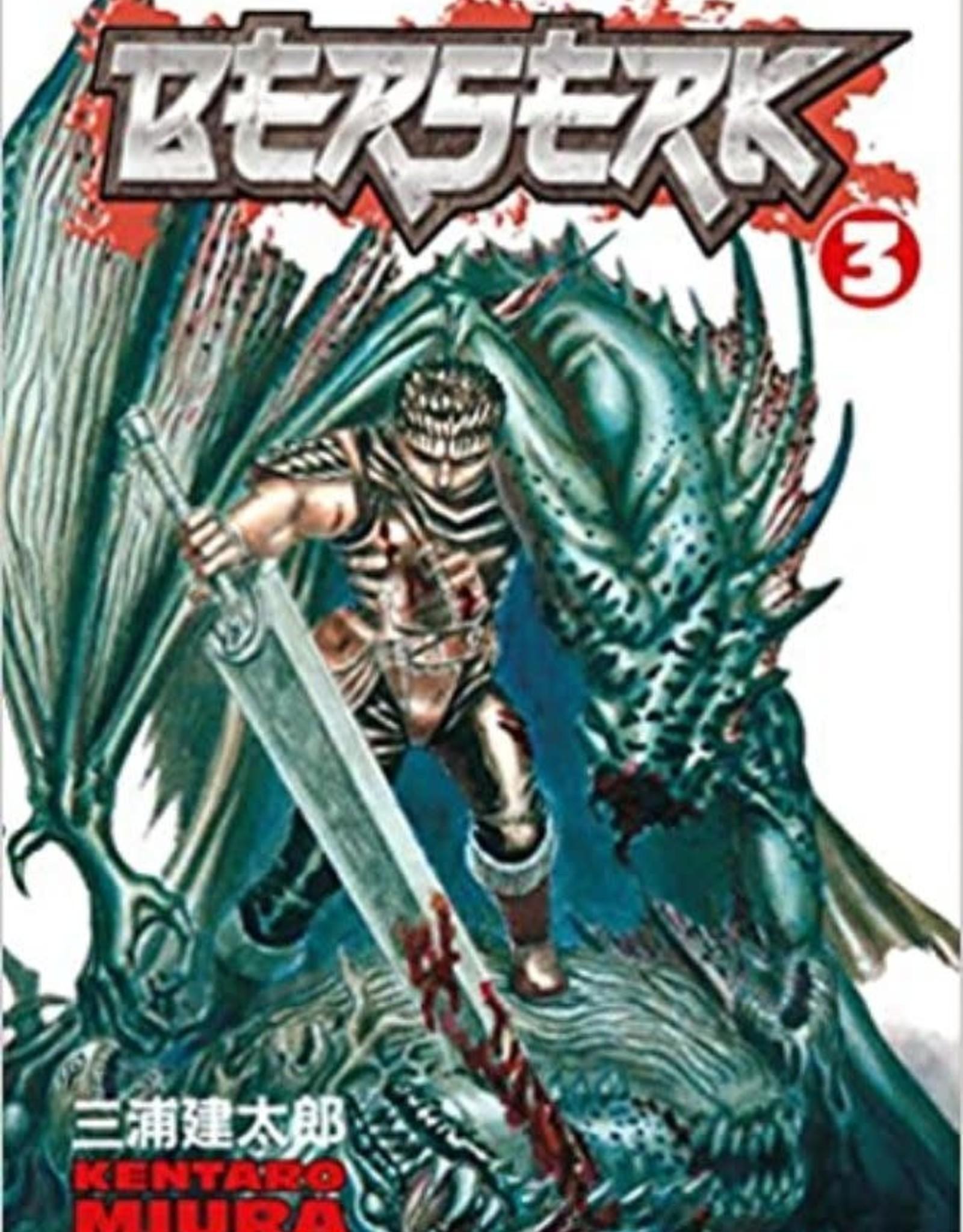 Dark Horse Comics Berserk Vol 03