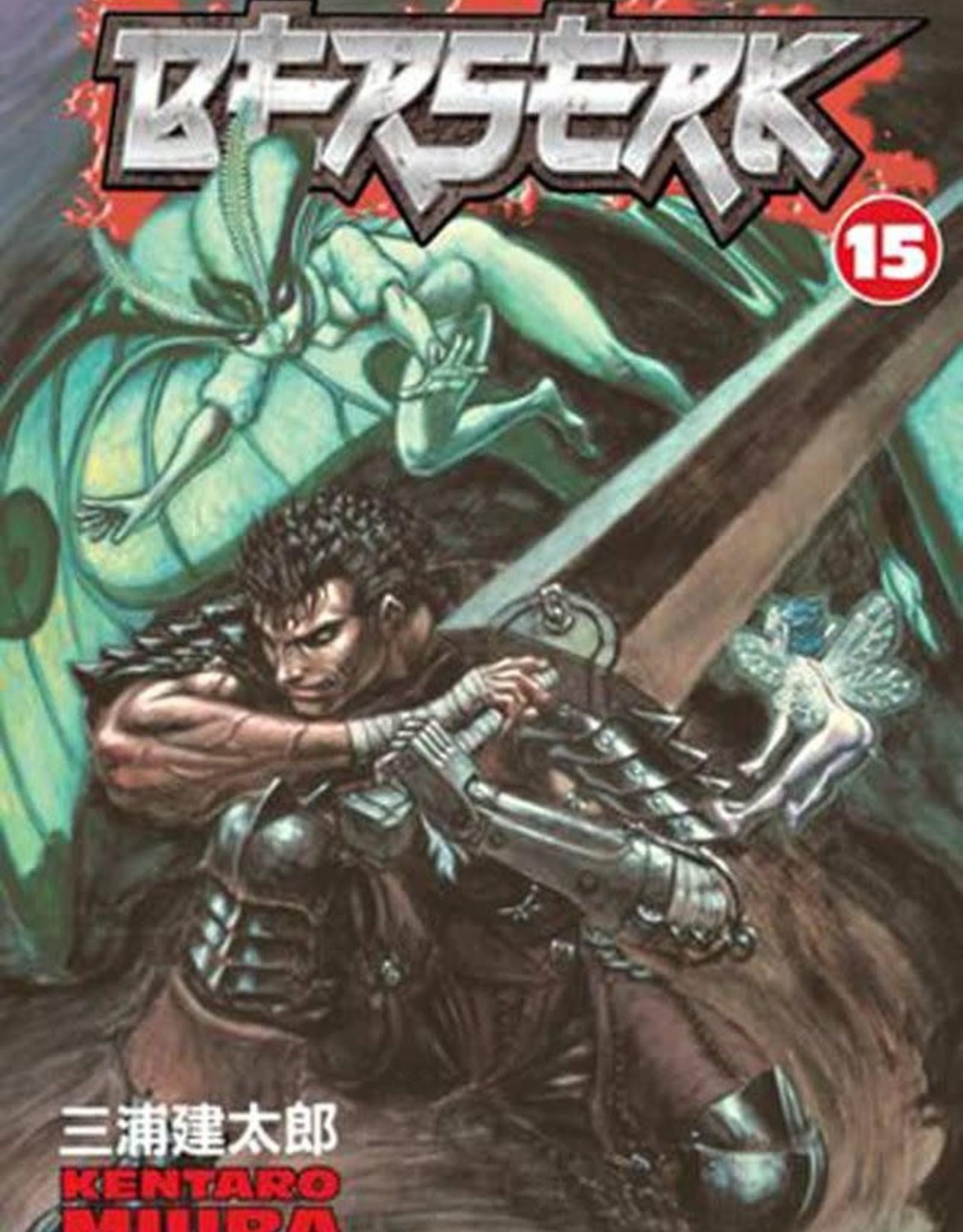 Dark Horse Comics Berserk Vol 15