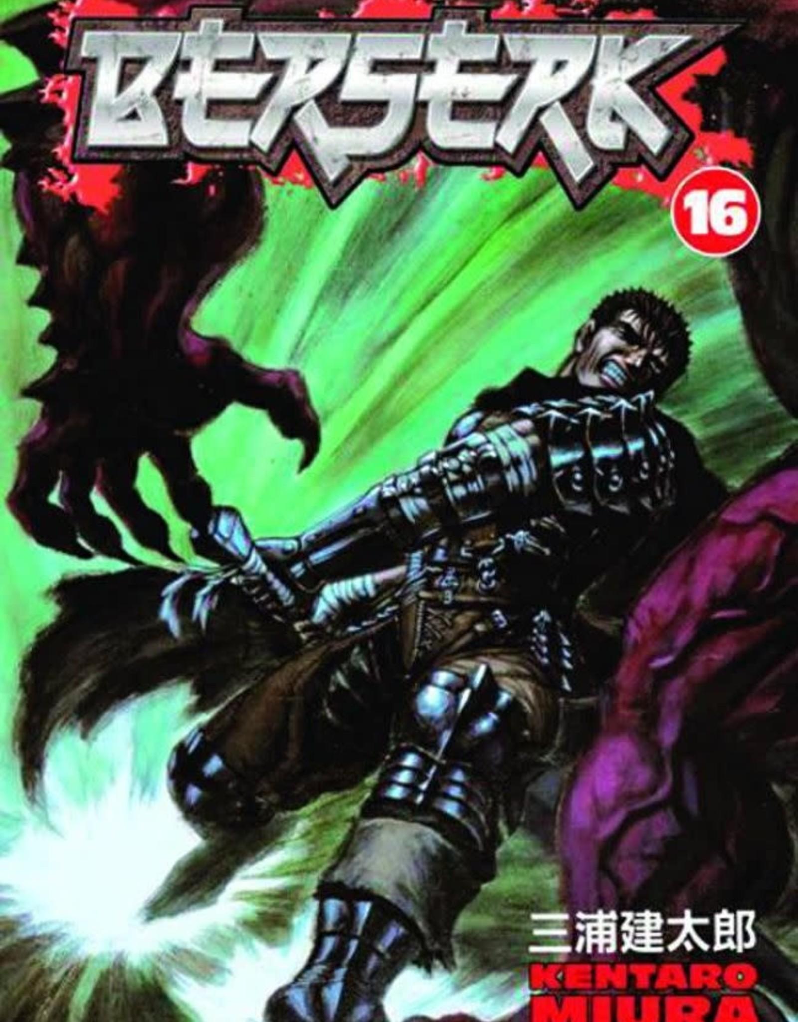 Dark Horse Comics Berserk Vol 16 GN