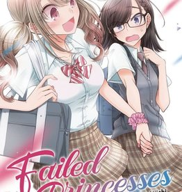 Seven Seas Entertainment Failed Princesses GN Vol 01