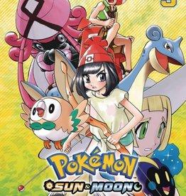 Viz Media Pokemon Sun & Moon Vol 03