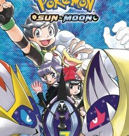 Viz Media Pokemon Sun & Moon Vol 07